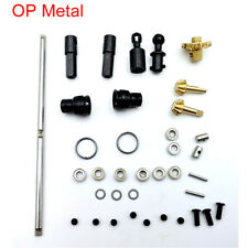 Original Metal op Fitting Metal Kit pour 1/16 WPL B14 B24 B16 C14 RC car Truck