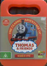 Kids DVD: Classic Adventures of Thomas & Friends - Series One (ABC for Kids)
