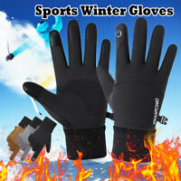 Winter Warm Thermal Gloves Ski Snow Non-slip Cycling Touchscreen Waterproof