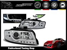 FARI ANTERIORI HEADLIGHTS LPAU87 AUDI A4 2000 2001 2002 2003 2004 LED