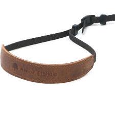 Matin Vintage-MW (Tan) Leather Wrist Strap for Samsung Panasonic Fujifilm Leica