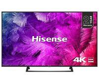 NEW Hisense 55 Inch H55B7300UK Smart 4K Ultra HD HDR LED TV Freeview Netflix