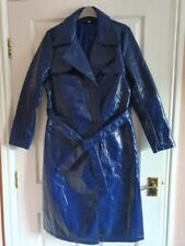 Find. Women's Patent Trench Coat Size XL RRP £95