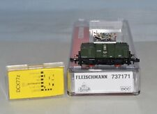 N Scale Fleischmann 737171 E 69 05 DRG Green Electric Locomotive w/ DCC Decoder