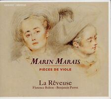 MARIN MARAIS  pièces de viole  F. BOLTON , B. PERROT