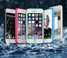 Waterproof Shockproof Hybrid Rubber TPU Case Cover For iPhone 11 SE 10 X 8 7 6 5