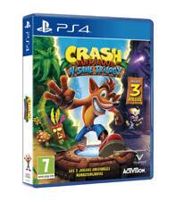 Videojuegos Crash Bandicoot Activision PAL