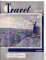 1948 Travel June - Thames River; Belem on the Amazon; Japan palace in Catskills