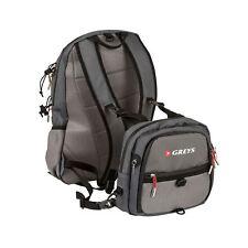 Greys poitrine/arrière Paquet/Matériel de pêche bagage