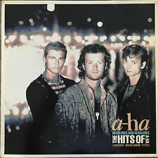 LASERDISC -A-HA - headlines and deadlines - the hits of a-ha RARE