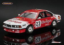 BMW 635 CSi Belga Juma 24H Spa 1985 Winkelhock/Gartner/Regout, Spark Modell 1:43