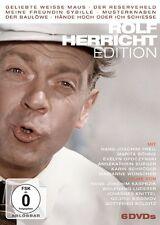 6 DVDs * ROLF HERRICHT EDITION  # NEU OVP &