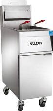 Vulcan 1tr45a Full Pot Floor Model Gas Fryer