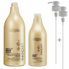 L'OREAL Absolut Repair Shampoo 1500ml Conditioner 1000ml Salon Size Pump