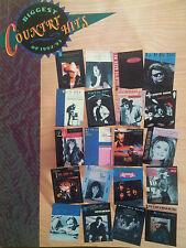 El país más grandes éxitos de 1992/93 (piano/Vocal/Guitarra Cancionero) fuera de la impresión!