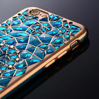 Diamond Rhinestone Crystal Bling Shockproof Case Cover For iPhone 7/7PLUS