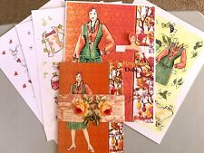 Molly Ringwald Paper Doll Packet (One-of-a-kind set!)