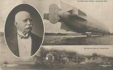 Graf Zeppelin, Luftschiff-Zeppelin, Absturz bei Echterdingen, Katastrophe