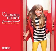 Connie Talbot - Beautiful World Special Edition (2CD+DVD) with FREE A4 Folders