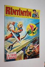 Rintintin et Rusty Mensuel n° 31 - Août 1972