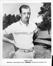 1960s Tommy Jacobs PGA Tour Golfer Wilson Advisor Original News Service Photo