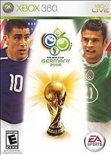 FIFA World Cup Germany 2006 Xbox 360 BRAND NEW SEALED MISSING SHRINKWRAP