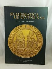 Swiss Numismatics World Coins Auction Catalog 2004, Great Reference Manual