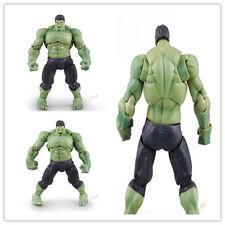 Marvel the Avengers Hulk Variable Posable Doll PVC Action Figure Toy Model Figma