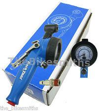 """Park Tool Inf-2 Shop Inflator Presta & Schrader fits 3/8"""" compressor fitting"""