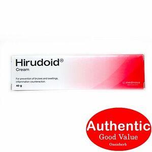 Hirudoid cream 40g (Regular) Medinova Scar New!!