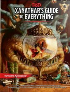 Dungeon's and Dragons Xanathar's Guide to Everything