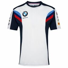 Official BMW Mottorad WSBK  All of Print T Shirt - 19BMW-SBK-AOPT-WHITE