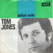 7inch TOM JONES	delilah	HOLLAND EX (S2071)