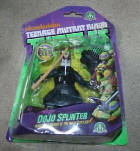 Teenage Mutant Ninja Turtles (TMNT) - Dojo Splinter Figure - Opened - Playmates