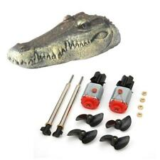 Electric Rc Imitation Crocodilian Toy Boat Propeller Motor Fit for Flytec V005