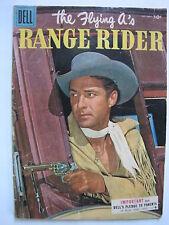 The Flying A's Range Rider #11 (Sep-Nov 1955, Dell) [VG+ 4.5]