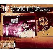 Lee Scratch Perry & Friends (2CD Album) Open The Gate - Trojan - 1989 - Rare