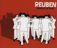 REUBEN - SCARED OF THE POLICE - Rare CD Single - BOSSY1