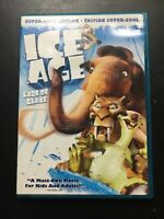 Ice Age (DVD, 2006, 2-Disc Set, Super Cool Edition Canadian Release Full Frame/W