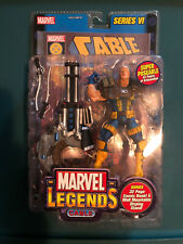 marvel legends Toybiz Series 6 Cable Carded