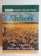 The Archers Radio Cassette Collection, new and Factory sealed Ambridge Chronicle