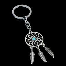 Key Ring Gift Keychain Purse Women Men New Fashion Silver Metal Key Chain Wallet