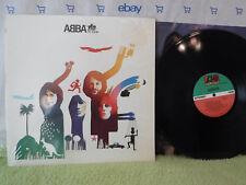 Abba, The Album, Atlantic Records SD 19164, 1977, Synth-Pop, Rock