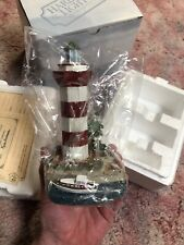Harbour Lights Great Lighthouses of The World Sea Pines Hilton Head  SC #415 NOS