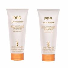 RPR My vitaliser Leave-In Moisturiser 200ml Genuine new stock X  2