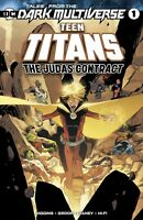 Tales From The Dark Multiverse Judas Contract #1 DC Comic 1st Print 2019 NM