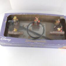 Disney Winnie The Pooh & Friends 4 Piece Bathroom Accessory Set damaged box