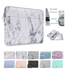 Mosiso Canvas Sleeve Bag for Macbook Air 13 Pro 13 15 16 inch 2019 for Women Men