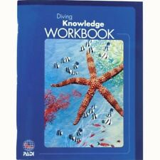 Diving Knowledge workbook - Padi version française.