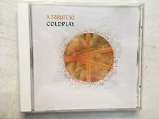 Various : TRIBUTE TO COLDPLAY CD Underground Blue Hope Scientist Trouble